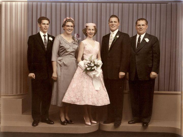 Tmx 1424556564134 Grandma Carolla Arlington, VA wedding dress