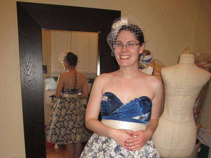Tmx 1424557365158 Img2209 Arlington, VA wedding dress