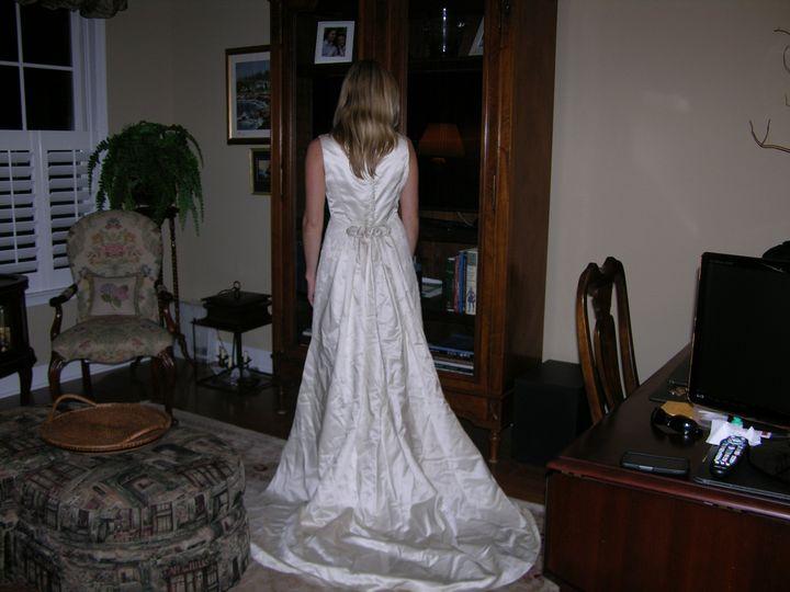 Tmx 1424575024102 Joannas Dress Back Copy2 Arlington, VA wedding dress