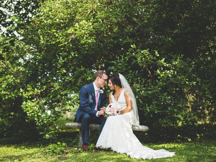 Tmx 1450731562860 002 Wedding Couple Sitting On Bench Under Tree Arlington, VA wedding dress