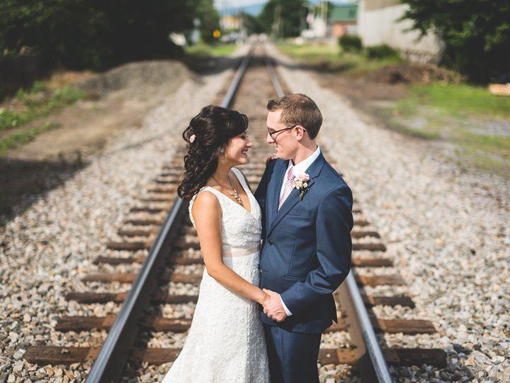 Tmx 1450731573395 003 Wedding Couple On Railroad Tracks Arlington, VA wedding dress