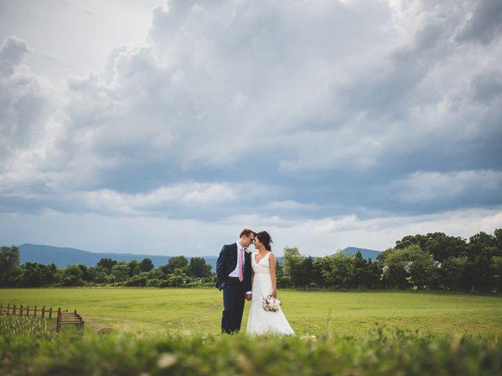 Tmx 1450731583949 005 Bride And Groom Under Epic Clouds Arlington, VA wedding dress