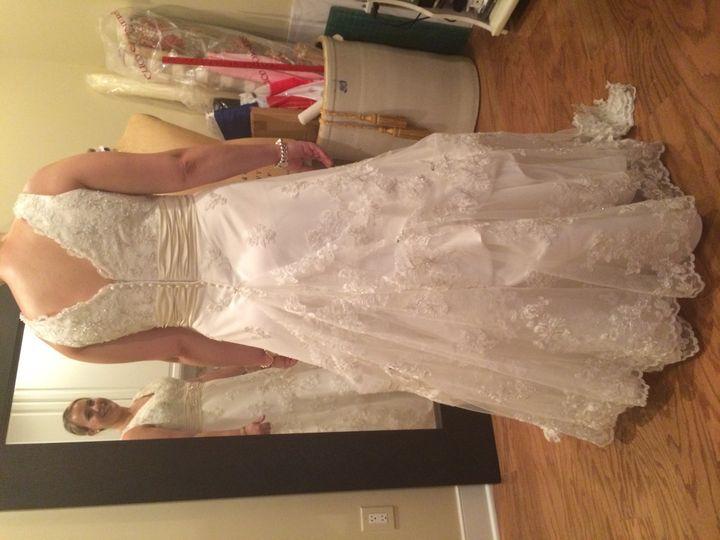 Tmx 1464821894799 Kelsey1 Arlington, VA wedding dress