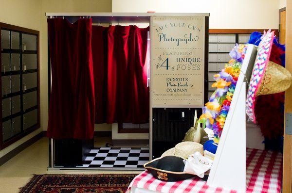 Parrott's Photo Booth Company - Maine, New Hampshire, Massachusetts