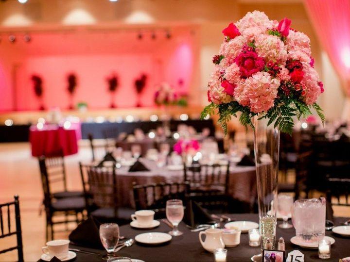 Tmx 1440620311667 Black  Pink Table Pittsburgh, PA wedding venue