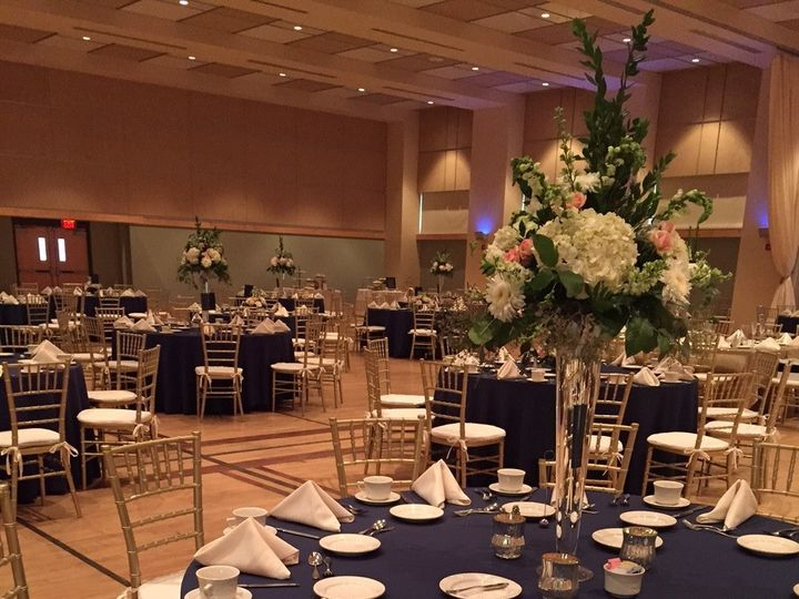 Tmx 1441397943624 Simple Navy And Gold Pittsburgh, PA wedding venue