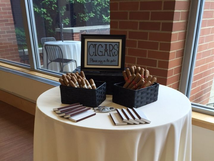 Tmx 1466607788953 Cigar Table Pittsburgh, PA wedding venue