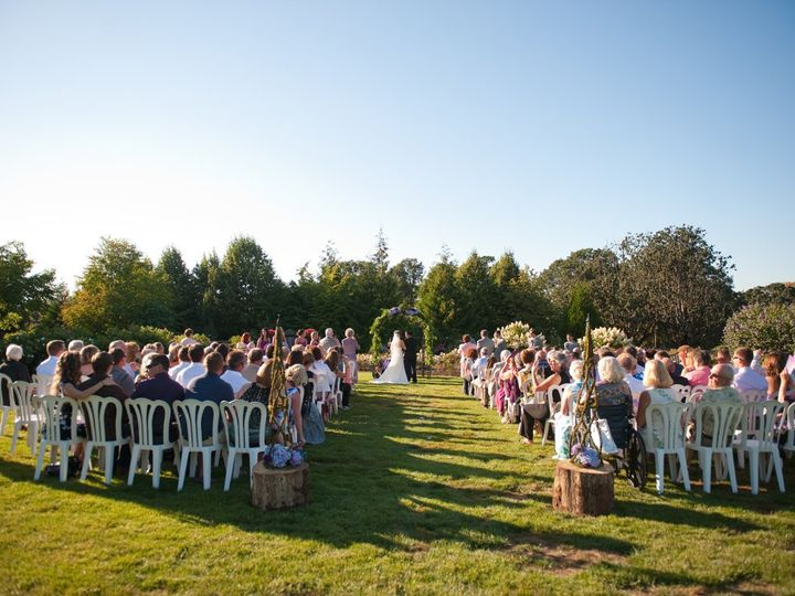 Tmx 1348180207418 GardenGreenCeremony Silverton, OR wedding venue