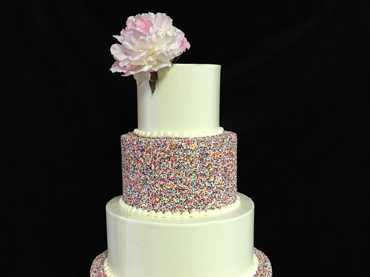 Tmx 1498935396187 Wedding Cake Nonpariels 3 Northfield, New Jersey wedding cake