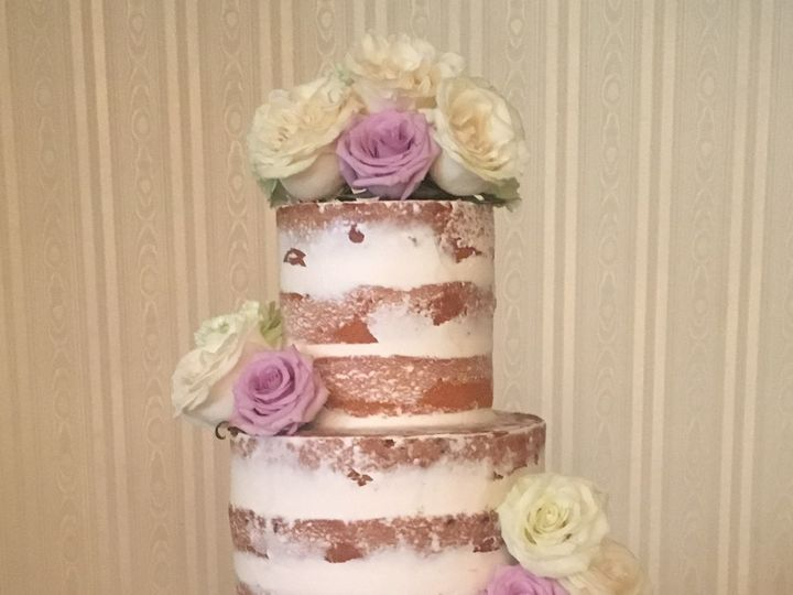 Tmx 1498935513073 Wedding Cakes Naked 22 Northfield, New Jersey wedding cake