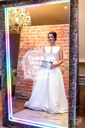 Memory Mirror Bride