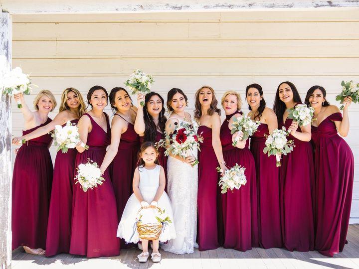 Tmx Sm Ranch Wedding Party 51 654949 1573499571 Atascadero, CA wedding florist