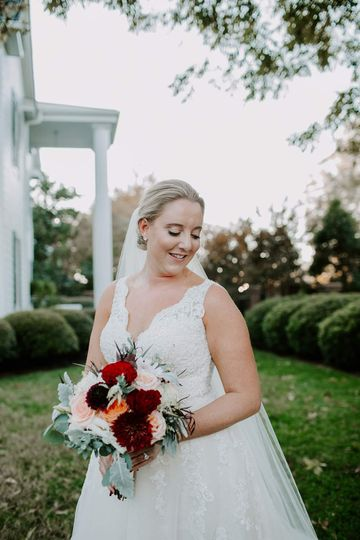 Fall Wedding Pallette
