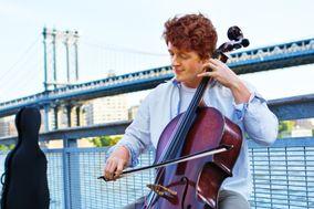 Cellist James Acampora