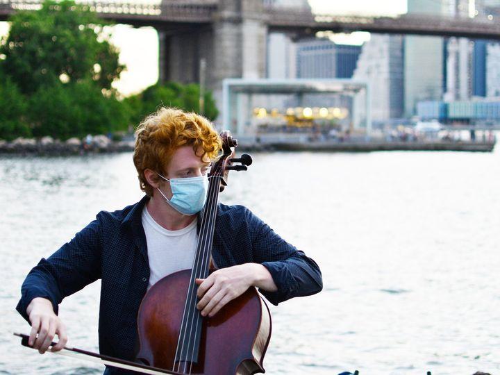 Tmx Brooklyn Bridge Mask 51 1894949 159362680311583 Deer Park, NY wedding ceremonymusic
