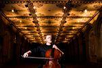 Cellist James Acampora image