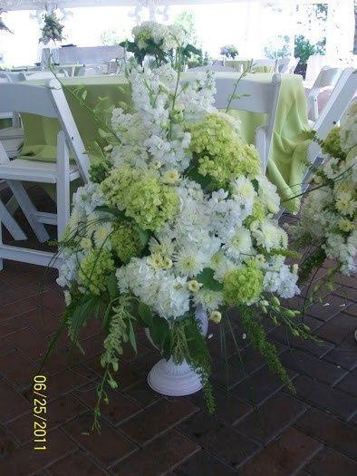 Tmx 1428003953078 1002020greenwhite Manning wedding florist
