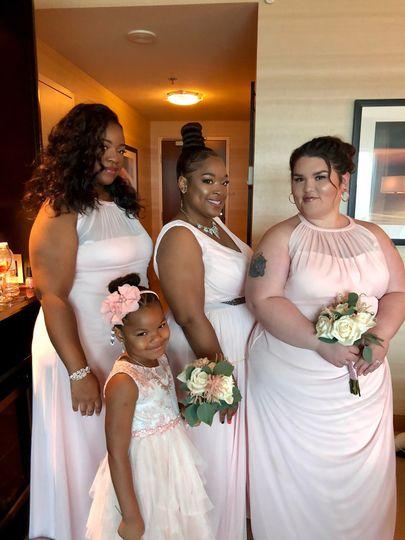 Bridal Glam by WildFlower B.
