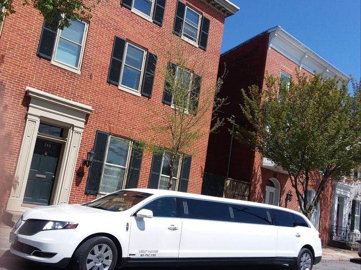 Tmx First Lady In Downtown Frederick 51 195949 157540291836854 Frederick wedding transportation