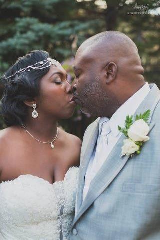 Tmx 1415219811741 Bride  Groom Kiss Farmington wedding planner