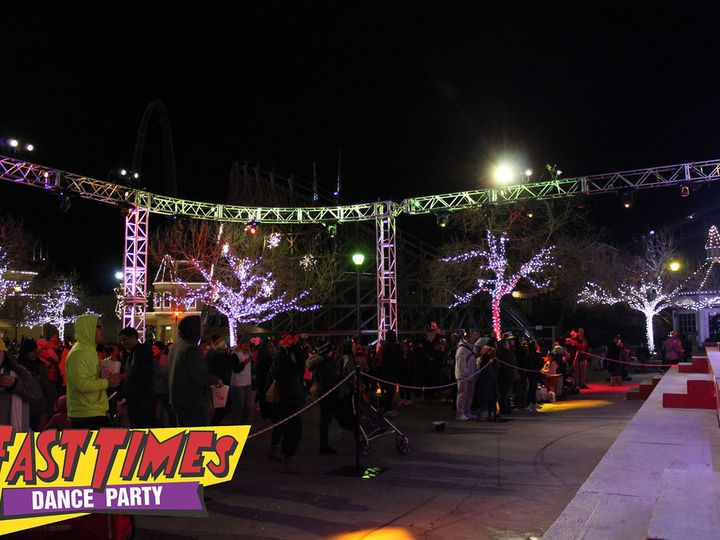 Tmx Fast Times 80s Band 2019 Top Oakland Band For Weddings Dj Emcee Lights Ceremony Sound Theknot 2020 Nye Crowd 51 1036949 Reno, NV wedding band