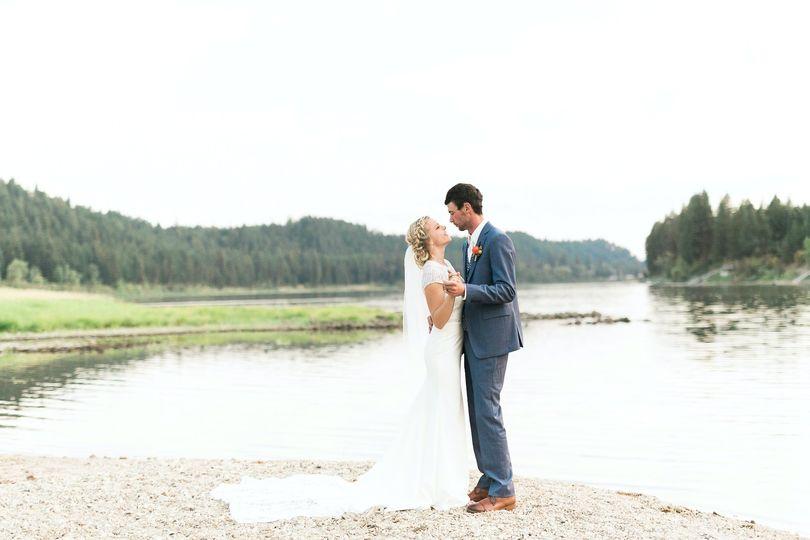 Rustic River Wedding Venue