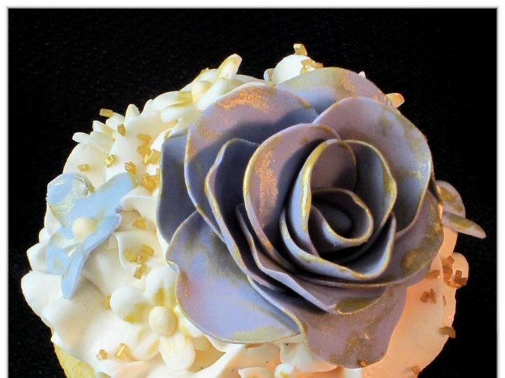 Tmx 1429051541914 Vintage Victorian Cupcake 5 W Logo Rockaway, NJ wedding cake