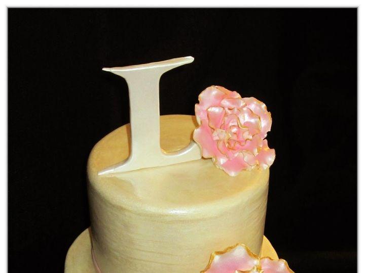 Tmx 1429051959462 Linas Birthday Cake W Logo Rockaway, NJ wedding cake