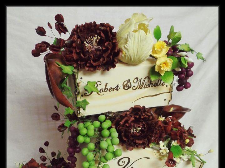 Tmx 1429052071702 Crate Wedding Cake W Logo Rockaway, NJ wedding cake