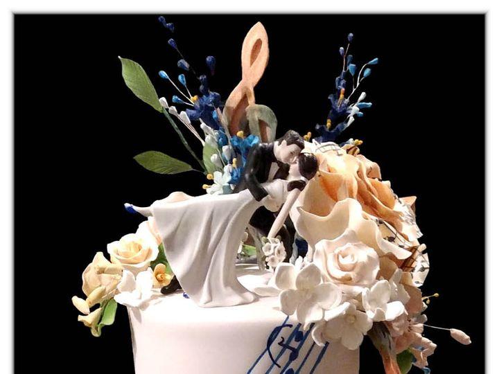 Tmx 1429052152591 Scott Wedding Cake 1 Rockaway, NJ wedding cake
