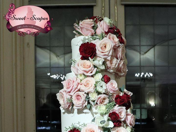 Tmx Brauckner Wedding Cake W Logo 51 757949 Rockaway, NJ wedding cake