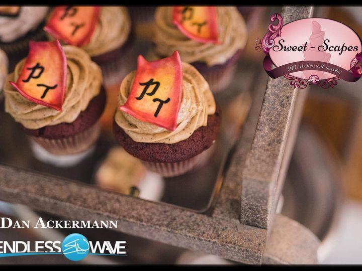 Tmx Paige Turner 4 51 757949 Rockaway, NJ wedding cake