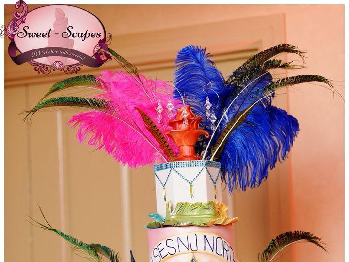 Tmx Rio Gala Cake 1 W Logo 51 757949 Rockaway, NJ wedding cake