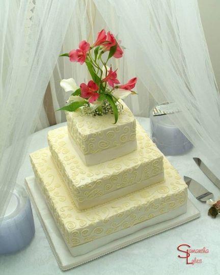 suzian s cakes wedding cake glasgow ky weddingwire