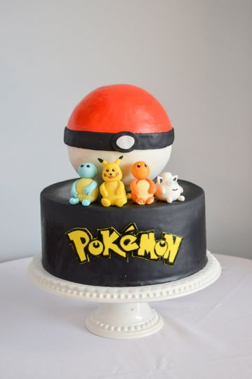 pokemon cake2