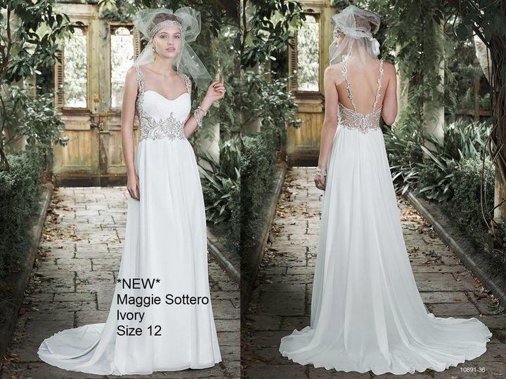 Tmx 1510941196417 Maggie6 Taftville wedding dress