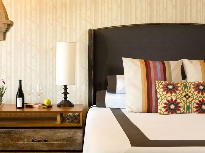 Tmx 1430357349451 New Guestroom Details Napa, CA wedding venue