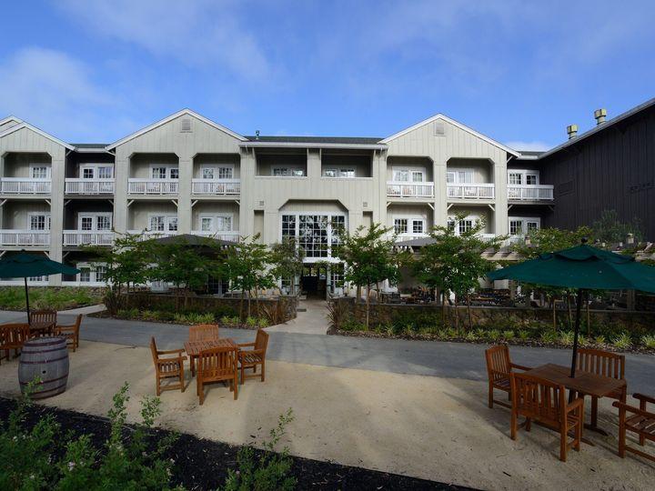Tmx 1510164840720 Back Of Hotel Resized 1920 Napa, CA wedding venue