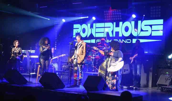 Powerhouse Funk Band