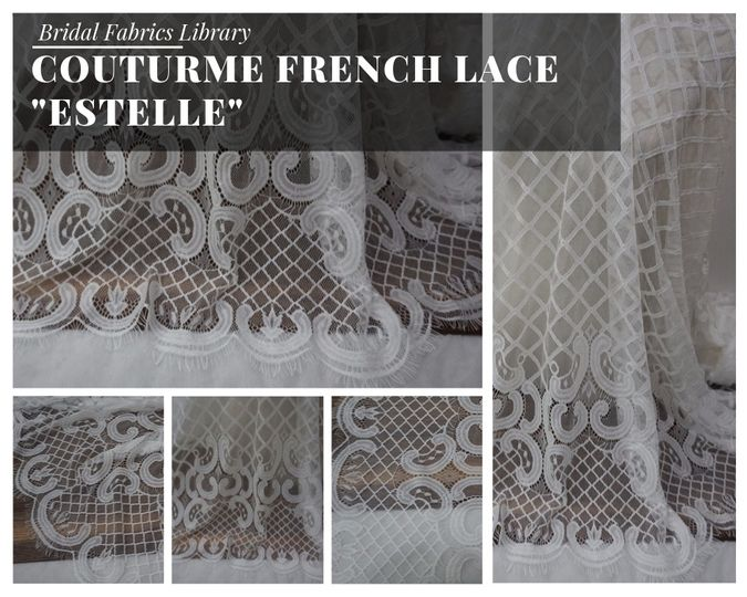 COUTURME french lace library