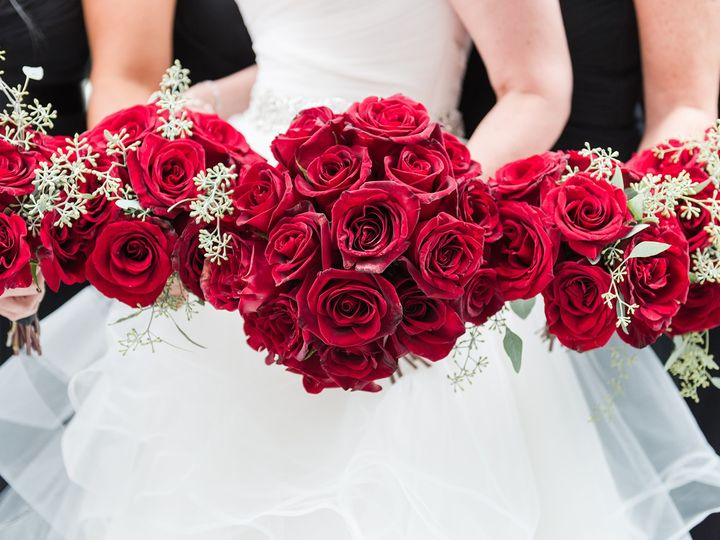 Tmx Bloomtastic Hilton 51 1921059 157935974152600 Columbus, OH wedding florist