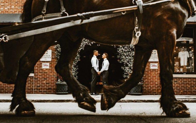 Tommy & Anthony | Charleston