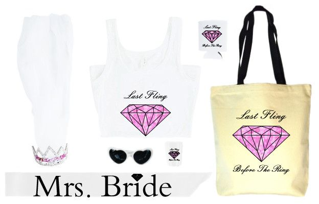 Ensure that the Bachelorette parties in style with the lovely Last Fling Before the Ring party...