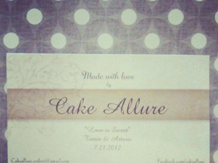 Tmx 1343407763546 IMG20120723150854 West New York wedding cake