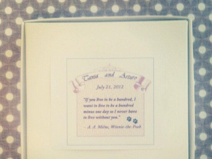 Tmx 1343407766363 IMG20120723152159 West New York wedding cake