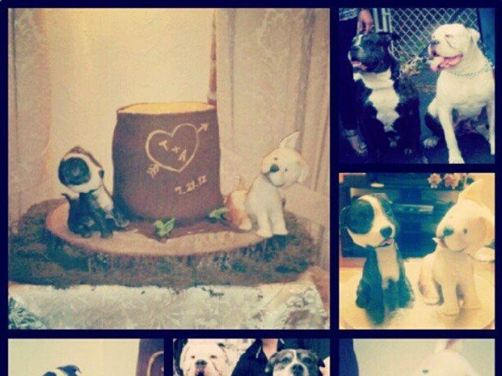Tmx 1343407830733 Woovies West New York wedding cake
