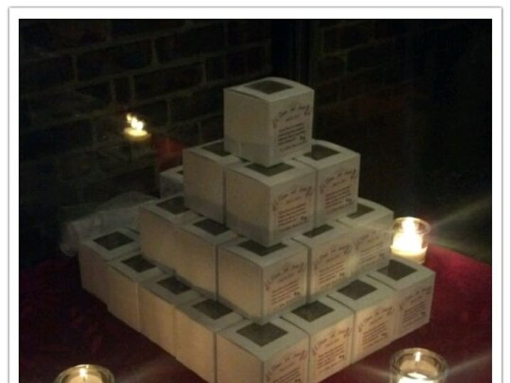 Tmx 1343408037069 PhotoGrid1343053284727 West New York wedding cake
