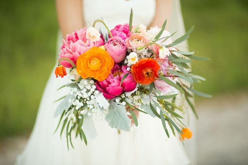 www.youarecharming.com | Florist: Charming | Photographer: Haley Ringo