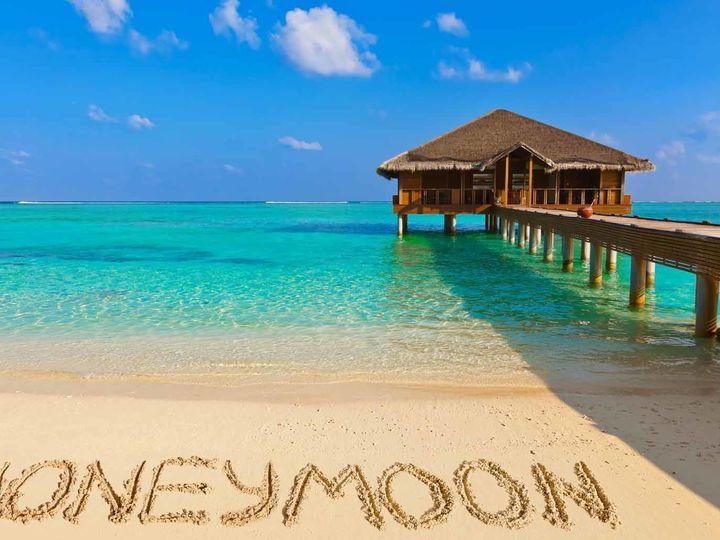 Tmx 1494429107874 Honeymoon Beach Sand Overwater Bungalow Mitchell, IN wedding travel