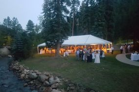 Weddings on Fall River at Estes Park Condos
